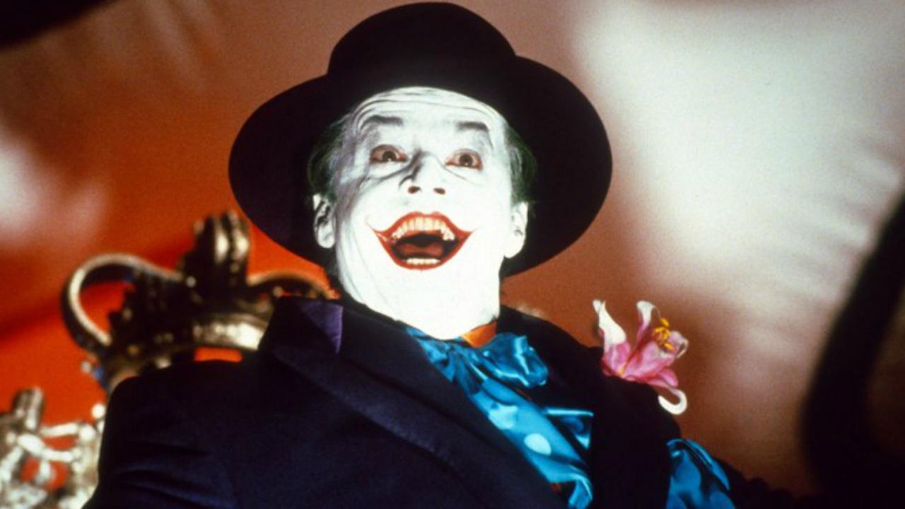 Jack Nicholson, Guason, Batman