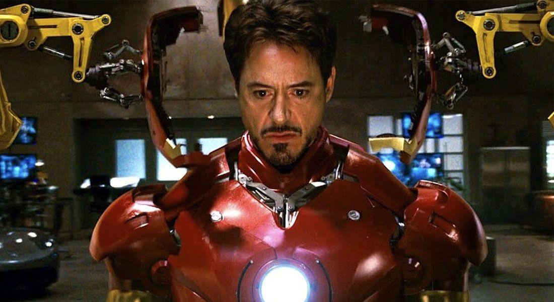 Robert Downey Jr., Iron Man, les Avengers